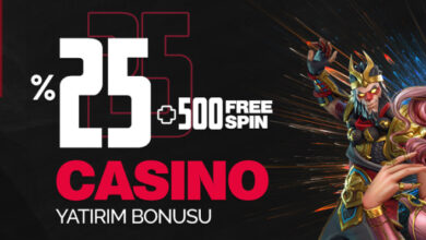 Photo of CaddeBeet %25 Casino 500 FreeSpin